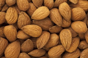 Almonds for Akriform Bulk Nut Dispensers