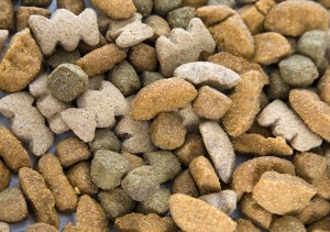 Pet Food are bulk foods for Akriform Bulk bin dispensers